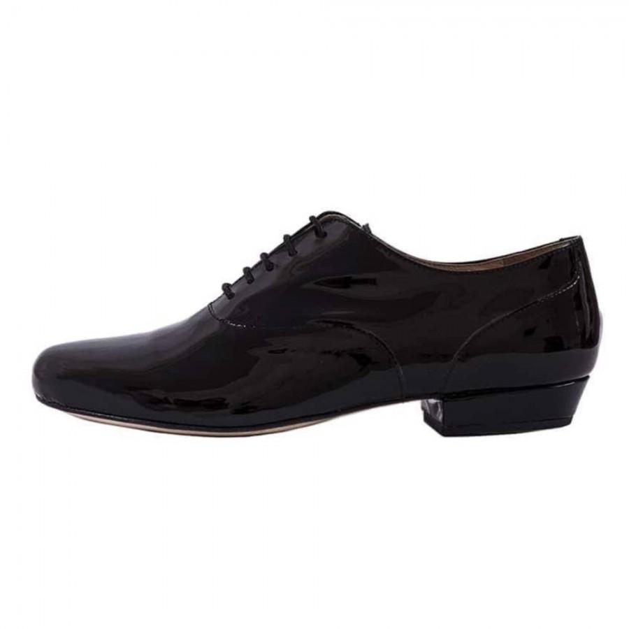 Classico Black Patent Leather