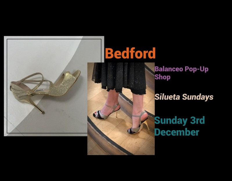 Balanceo Pop – Up Shop @ Silueta Sundays Tea Dance, Bedford, 3rd Decemmber
