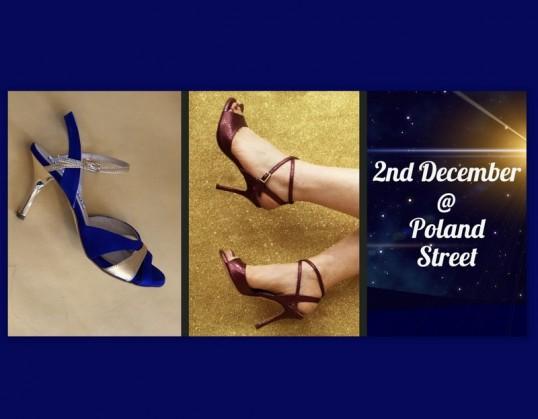 First Saturdays Pop – Up Boutique London 2nd December, London W1