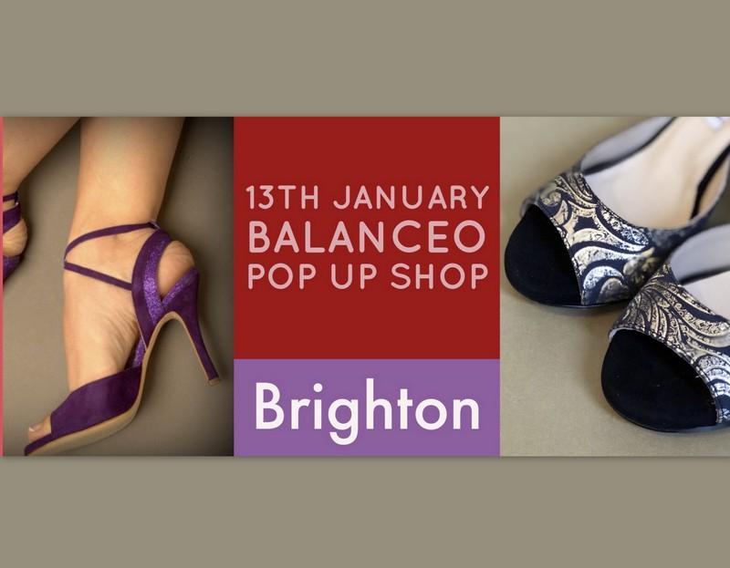 Balanceo Pop Up Shop, Brighton, Tango Revolution