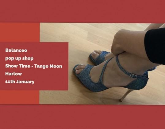 Balanceo Pop – Up Shop @ Show Time – Tango Moon, Harlow