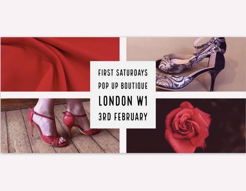 First Saturdays @ Poland Street, London W1, 3rd February 2018,  2-6PM