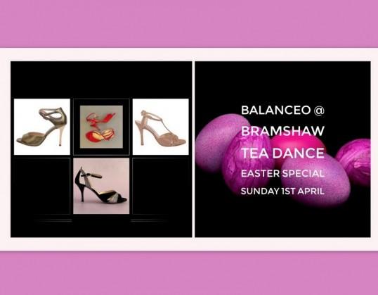 Balanceo @ Bramshaw Tea Dance – Easter Special 5hrs!
