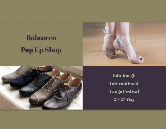Balanceo @ 11th Edinburgh International Tango Festival, 25th – 27th May