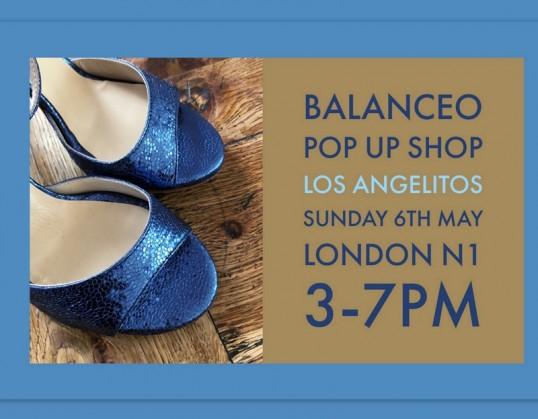 Balanceo Pop Up Shop @ Los Angelitos, 6th May, London N1