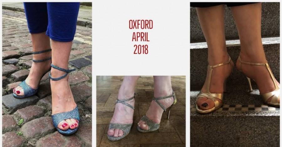 Spring in Oxford April 2018