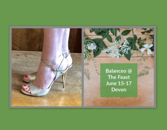 Balanceo@ Tango Feast Summer 15-17 June 2018 Devon
