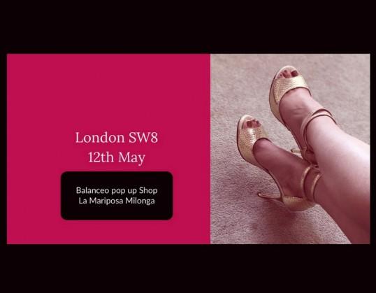 Balanceo @ La Mariposa Milonga, London SW8 , 12TH May