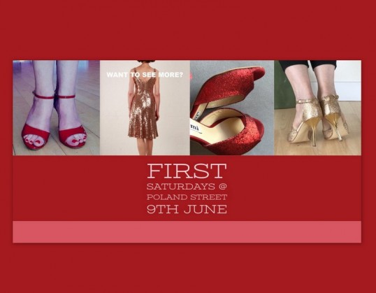 First Saturday Pop – Up Boutique London 9th June 2018