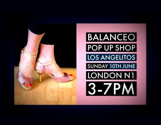 Balanceo @ Los Angelitos , Sunday 10th June , London N1