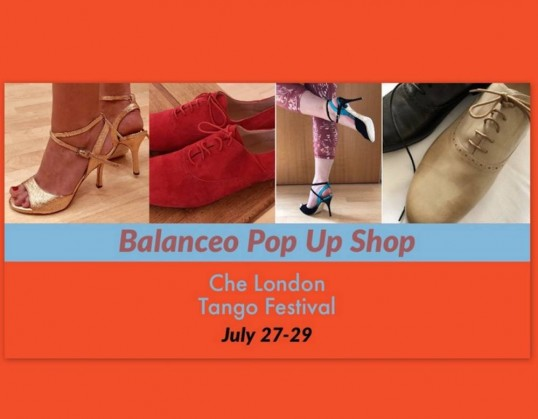 Balanceo pop up shop @ Che London 27-29 July 2018