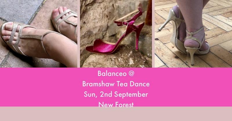 Balanceo @ Bramshaw Tea Dance – 5hr Special, Sunday 2nd September