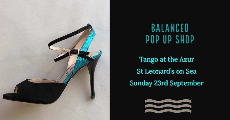 Balanceo Pop Up Shop @ The Azur, St Leonard's on Sea,  23rd September