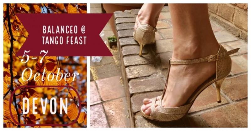 Balanceo @ Autumn Feast, 5-7 October 2018. Devon