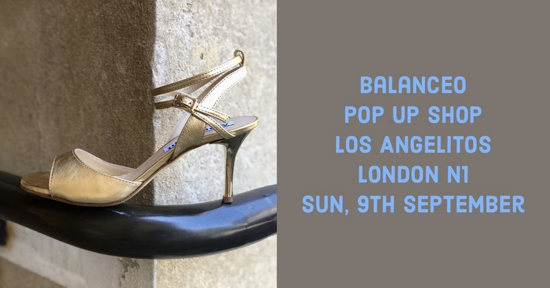 Balanceo@ Los Angelitos , Sunday 9th September, London N1