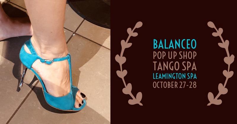 Balanceo @ Tango Spa, 27th – 28th October, Leamington Spa