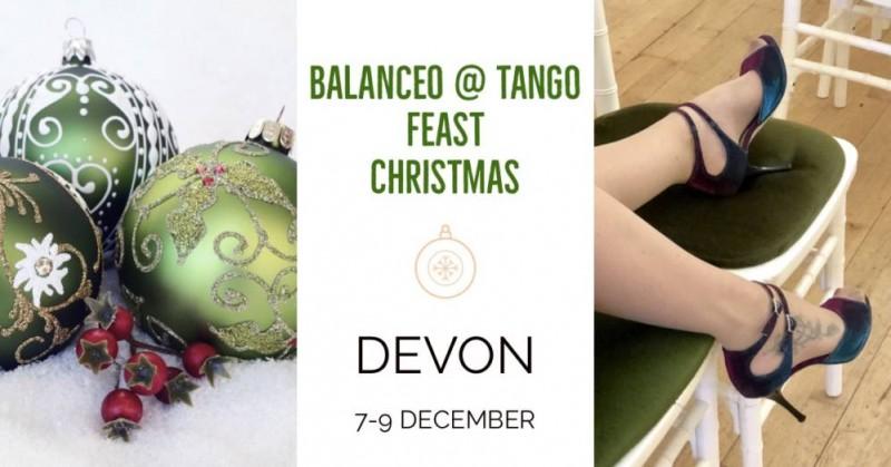 Balanceo Pop – Up Shop at Christmas Feast, 6-9 December, Devon
