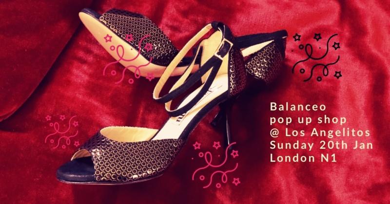 Balanceo @ Los Angelitos, London N1,  20th January 2019