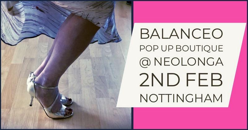 Balanceo pop up Boutique @ Neolonga !! 2nd February,  Nottingham