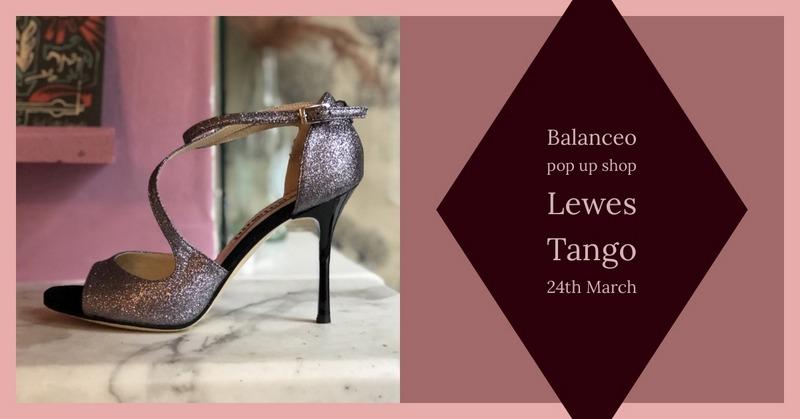 Balanceo @ Lewes Tango, Sunday 24th March
