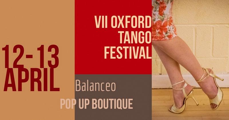 Balanceo @ VII Oxford Tango Festival, 12-13 April, Oxford