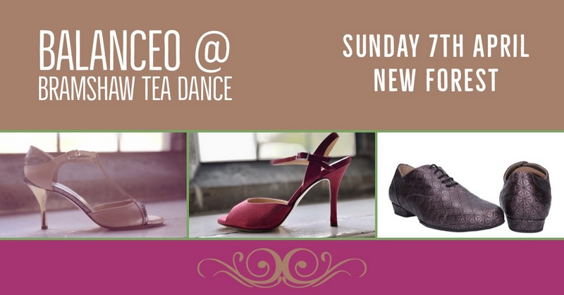 Balanceo @ Beamshaw Tea Dance, Sunday 7th April, The New Forest