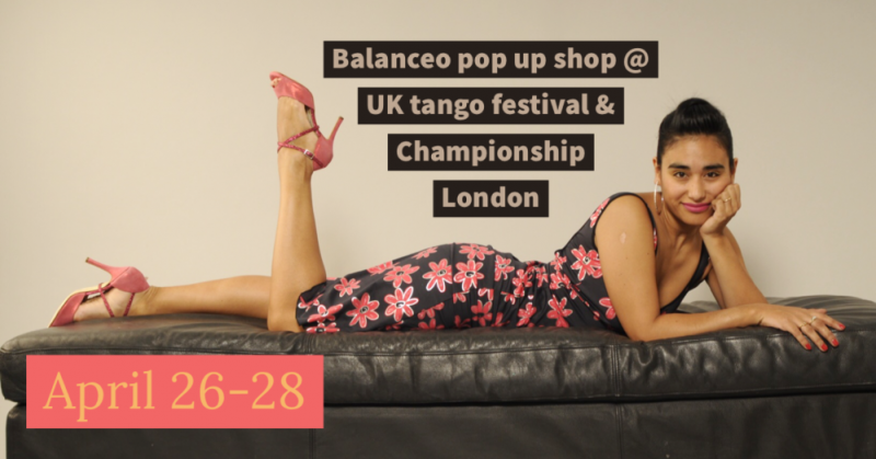 Balanceo @ UK Tango Festival  & Championship, London 2019