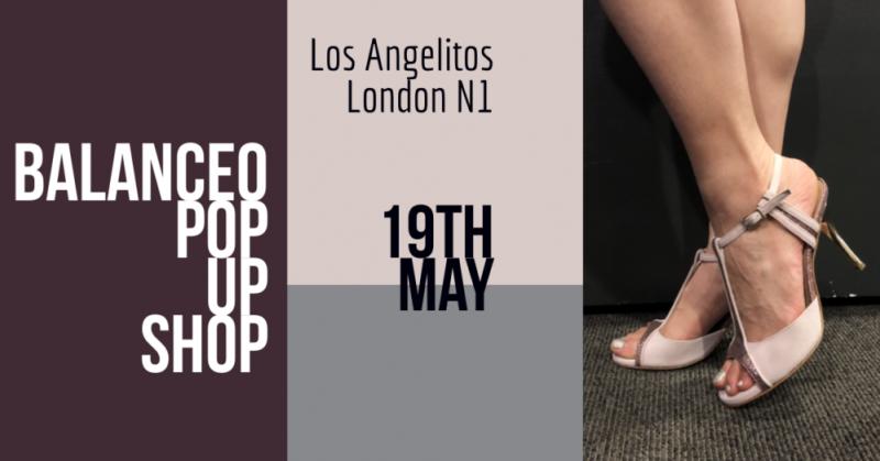 Balanceo Pop Up shop@ Los Angelitos, Sunday 19th May, London N1
