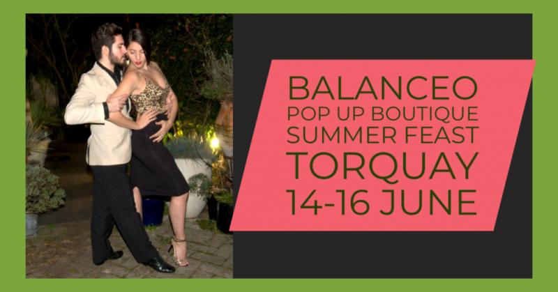 Balanceo @ The Feast Summer 14-16 June, Devon