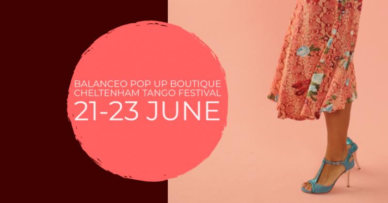 Balanceo @Cheltenham International Tango Festival 21 – 23rd June
