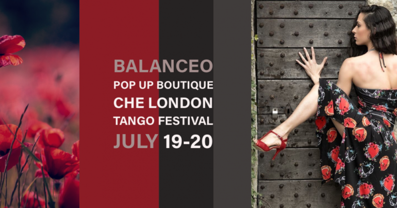 Balanceo pop up Boutique @ Che London 19 & 20th July