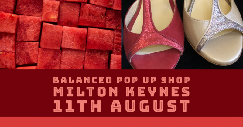 Balanceo @Tea Dance Dominguita – 11th August,  Milton Keynes