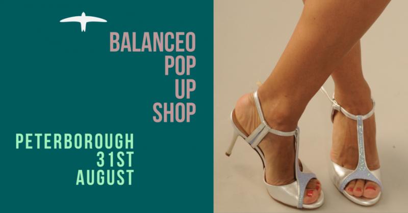 Balanceo pop up shop @Milonga!, Woodnewton, Peterborough, 31st August