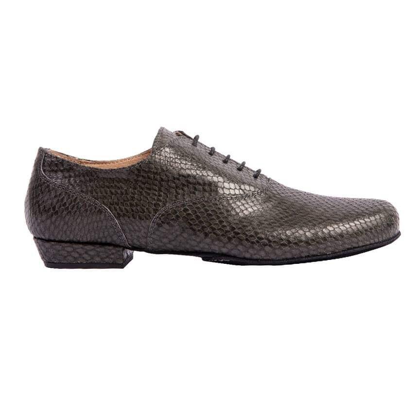 Classico Grey Cobra Leather