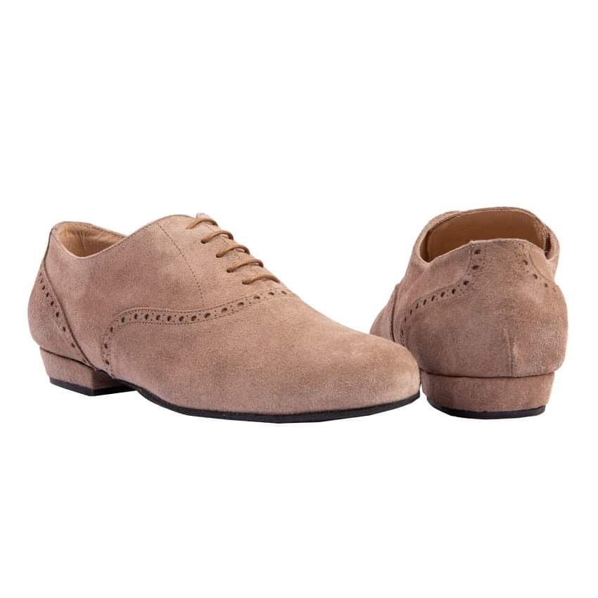 Classico in Taupe Suede