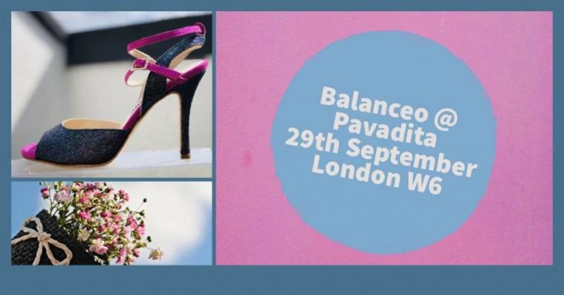 Balanceo pop up shop @ Pavadita 29th September, London W6