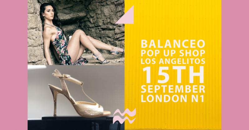 Balanceo pop up shop at Los Angelitos, 15th September