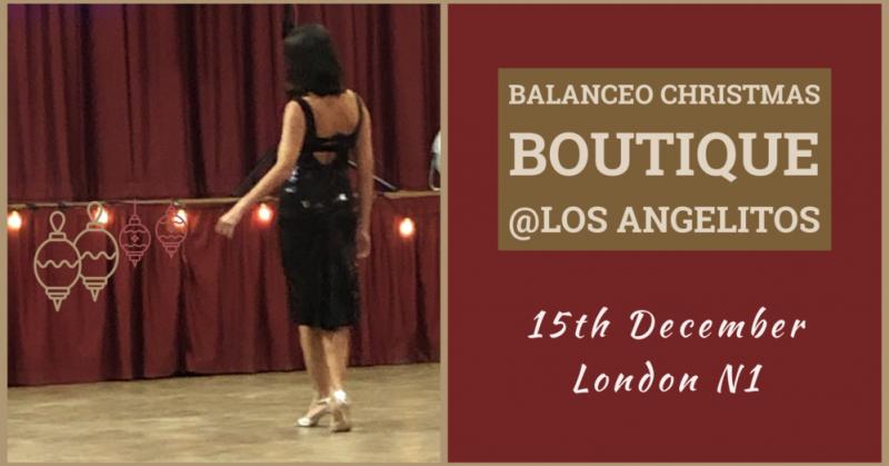 Balanceo@ Los Angelitos , Sunday 15th December, London N1