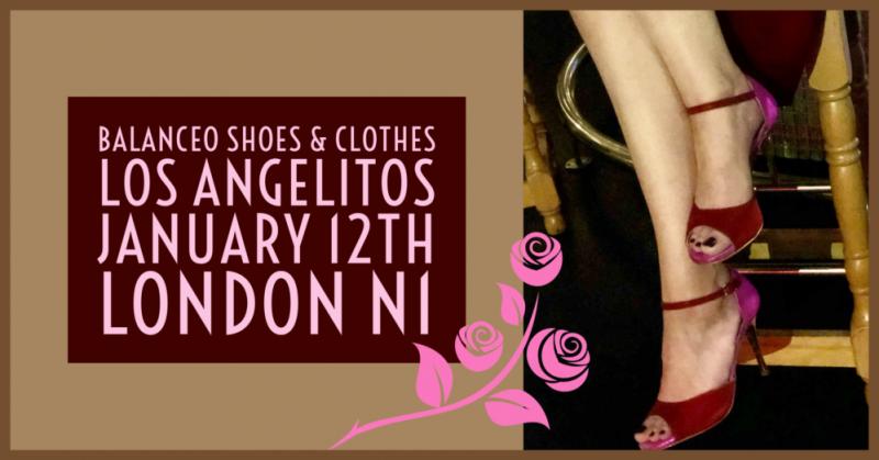 Balanceo@ Los Angelitos, Sunday 12th January, London N1.