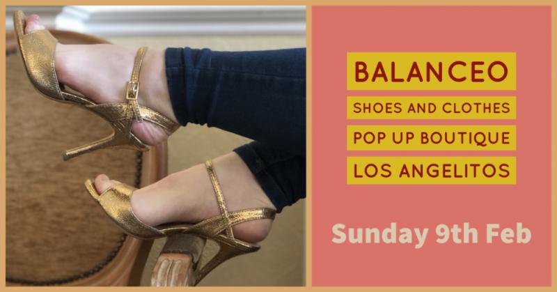 Balanceo Pop Up Boutique @ Los Angelitos, Sunday 9th Feb, London N1.