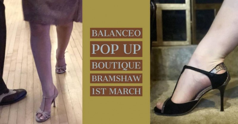 Balanceo at Bramshaw Tea Dance, Sunday 1st March ,New Forest