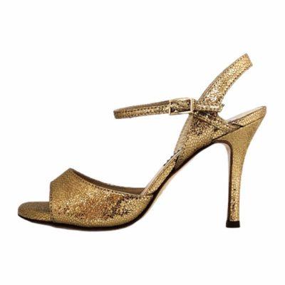 Maia Single Strap in Gold Allure