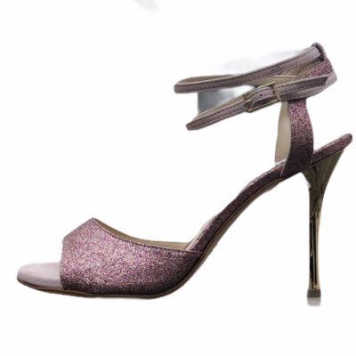 La Maquina DS Pink Party Glitter and Dusky Pink Combination