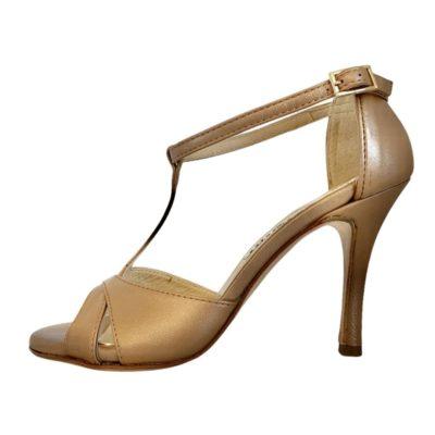 Mariposa Sahara Coated Heels