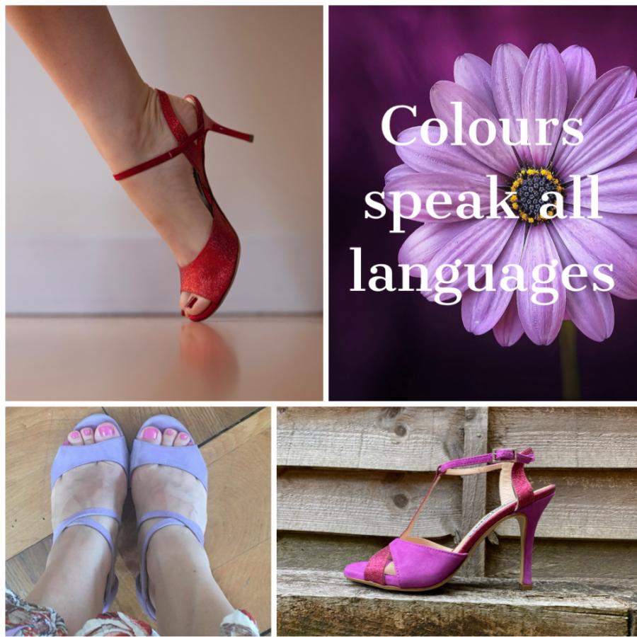 Colours Speak All Languages